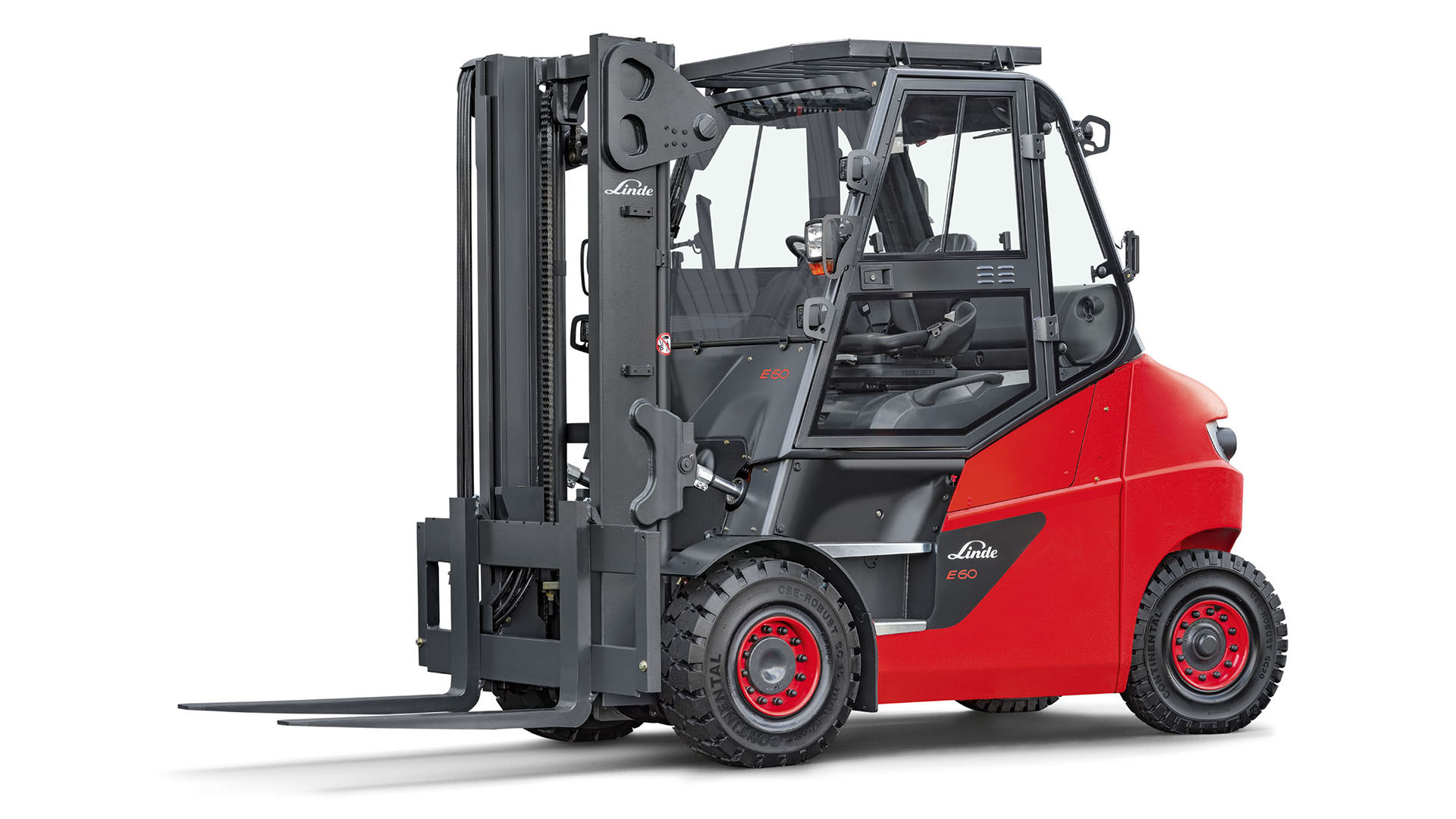 linde 8 tons el truck. Black Bedroom Furniture Sets. Home Design Ideas