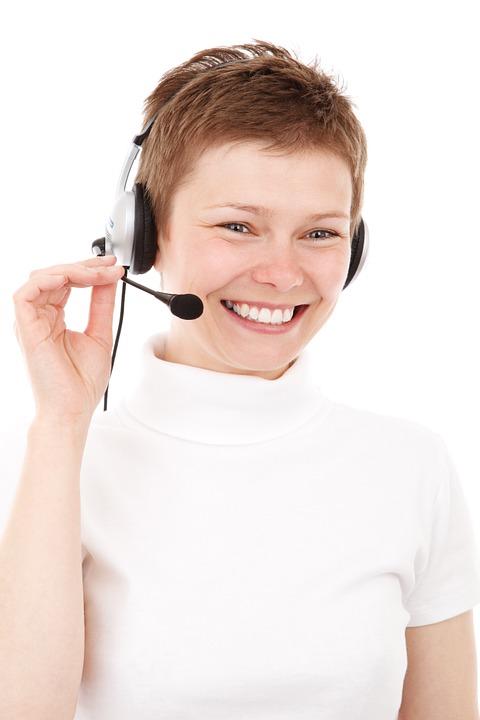 Agent, Forretning, Opkald, Center, Kommunikation, Kunde